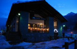 Camping Margherita / 1400m / Gressoney-Saint-Jean