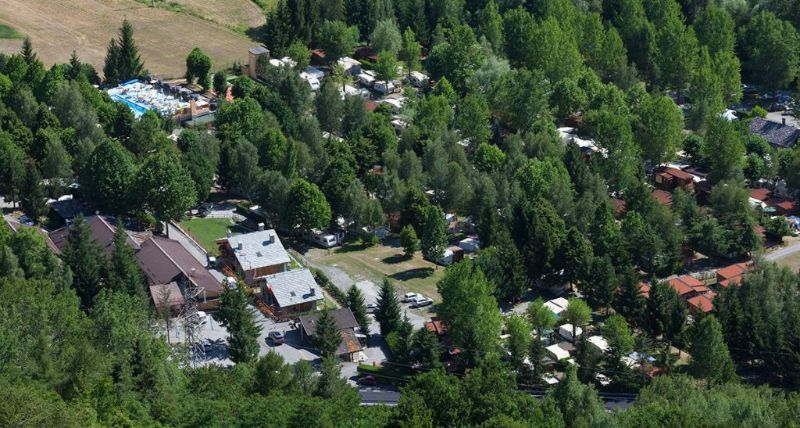 Camping Green Park / 1.000 m / La Salle