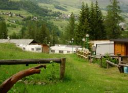 Camping Sole e Neve / 1650m / Ayas
